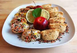 korean food photo maangchi s persimmon punch maangchi com plate jpg