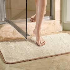 microfiber bathroom rugs roselawnlutheran violet linen microfiber absorbing bath mat bathroom rug