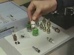 Washerless Faucets Kingston Brass How To Replace Washerless Cartridge Youtube
