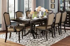 Dining Room Arm Chairs by Lancelot Dining Set With 4 Side Chairs 2 Arm Chairs