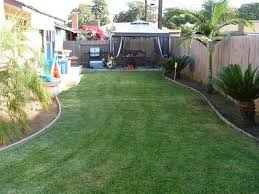 Backyard Landscaping Design Ideas On A Budget  Erikhanseninfo - Backyard landscape design ideas on a budget