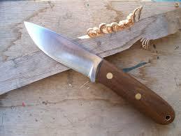 wooden handle kitchen knives best hardwood for large hard working knife scales bladeforums com