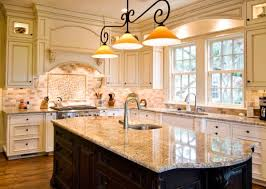 island kitchen lighting fixtures pendant lights with a traditional touch above a glazed marble