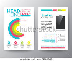 booklet layout stock images royalty free images u0026 vectors