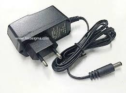 Jual Dc adaptor dc 12v 1a jek 5 0 x 2 5mm toko sigma