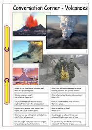 thanksgiving cloze 12 free esl volcano worksheets