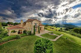 italian country homes international real estate feature extraordinary vineyard