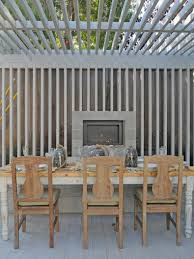 Outdoor Dining Room Coastal Home Inspirations On The Horizon Coastal Outdoor Dining