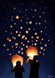 firework lantern great alternative to fireworks play safe lovies be sure to