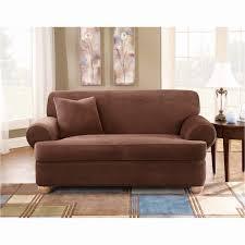 Slipcovers For Three Cushion Sofa Sure Fit Stretch Pique Three Piece Sofa Slipcover Centerfieldbar Com