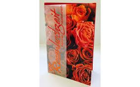 10 hochzeitstag rosenhochzeit rosenhochzeit glückwunschkarte im format 11 5 x 17 cm mit