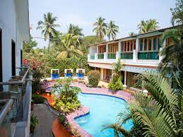 resort estrela do mar beach calangute india booking com