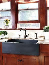 country kitchen sink ideas black farmhouse kitchen sinks gen4congress com