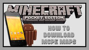Mpce Maps How To Download Mcpe Maps Android No Computer Youtube