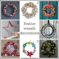 festive christmas wreath decorations for your home fresh design blog