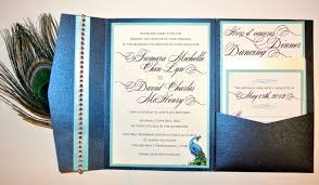 peacock wedding invitations peacock wedding invitations beautiful and elasdress