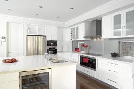 Modern Kitchen Cabinets Los Angeles CA - Modern kitchen white cabinets