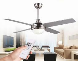 Contemporary Dining Room Ceiling Fans With Lights Fan Lighting - Dining room ceiling fans