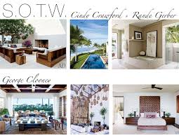 Olivia Palermo Home Decor by Cindy Crawford At Home Mountain Home Decor