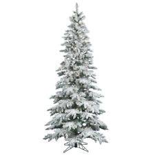 vickerman over 8ft artificial christmas trees light ebay
