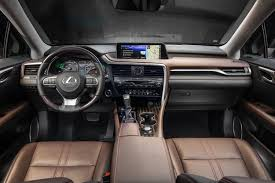 lexus ls 500 harga rx shown in available parchment leather trim with rear seat