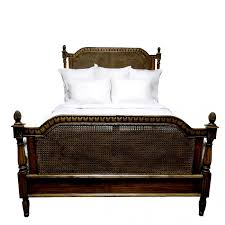 amelie french cane bed u0026 headboard custom