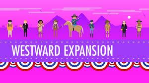 westward expansion crash course us history 24 youtube