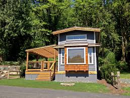 Tiny House 400 Sq Ft The Wildwood Cottage 400 Sq Ft Tiny House Town