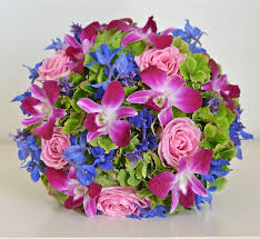 wedding flowers royal blue wedding flowers s bright contemporary wedding flowers