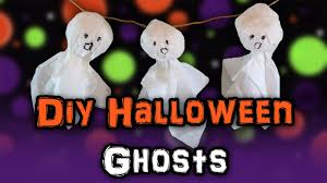 how to make a halloween ghost decoration frugal decorating for halloween cardboard spinning ghosts kids