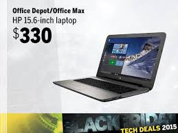 black friday office depot hottest black friday 2015 windows pc u0026 tablet deals network world