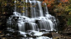 Alabama waterfalls images Waterfalls welti falls alabama autumn nature waterfall usa jpg