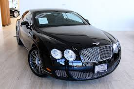 bentley ghost coupe 2008 bentley continental gt speed stock 6nc057207b for sale near