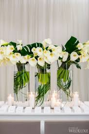 Long Vase Centerpieces by Best 25 Garden Wedding Centerpieces Ideas On Pinterest Simple