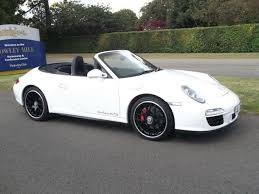 porsche for sale uk used porsche 911 2011 white colour petrol gts 2 door pdk 997