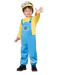 Halloween Minion Costumes Minions Costumes U0026 Accessories Despicable Costumes Kids