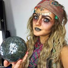 gypsy fortune teller halloween costume i wear my own style halloween costume