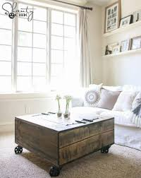furniture home modern coffee table with storage design modern