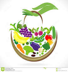 fruits and vegetables basket clipart panda free clipart images