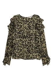 blouse pic shirts blouses shop the trends h m gb