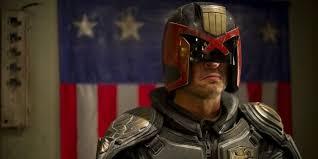 Judge Dredd Halloween Costume Judge Dredd Mega Tv Series Netflix Starring Karl