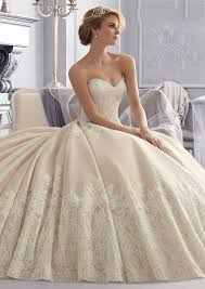 Vintage Ball Gown Strapless Tulle Wedding Dress With Detachable Champagne Lace Ball Gown Wedding Dress 2017 Sleeveless Sweetheart