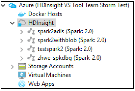 azure toolkit for eclipse create scala applications for hdinsight