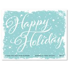 Holiday Business Cards Seeded Business Christmas Cards And Plantable Corporate Holiday