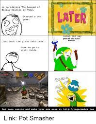 Legend Of Zelda Memes - 25 best memes about the legend of zelda ocarina of time the