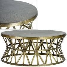 salvaged metal drum side table metal drum side table zora drum