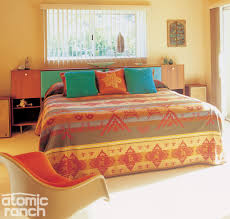 Bedroom Furniture Essentials You Only Need 3 Essentials For This Retro Southwestern Bedroom