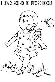 preschool coloring pages chuckbutt