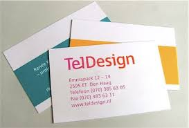 What Makes A Great Business Card - website development design tips business cards design example