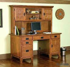 sauder desk with hutch sauder palladia computer desk hutch vintage oak orchard hills desks